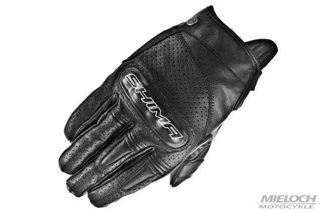 Rękawice Shima Caliber, czarne, S
