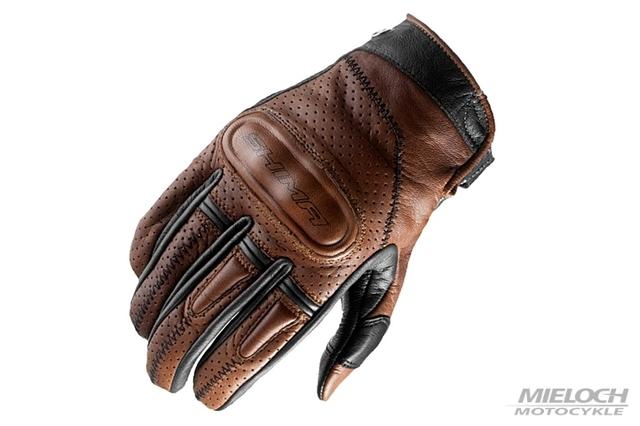 Rękawice Shima Caliber, brązowe, S
