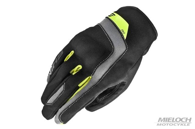 Rękawice Shima One, czarno-żółte, S