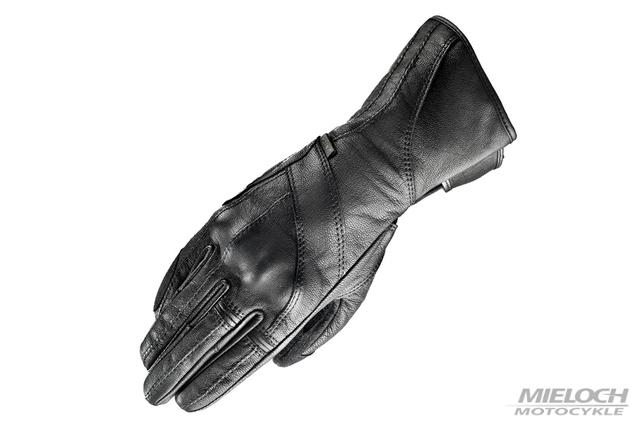 Rękawice Shima Unica Lady, czarne, XS
