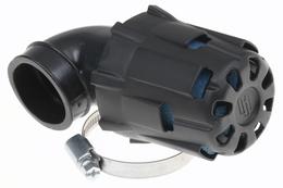 Filtr powietrza Polini Air Box Mini, czarny, 90°