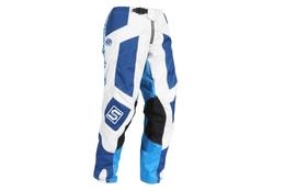 Spodnie Sinisalo ELECTRICK KID, niebieskie