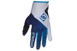 Rękawice Sinisalo ELECTRICK KID, niebieskie