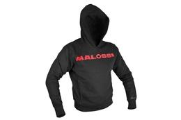 Bluza z kapturem Malossi, czarna