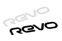 Naklejka Revo 67x12mm