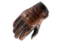 Rękawice Shima Caliber, brązowe