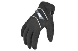 Rękawice NoEnd, czarno-niebieskie