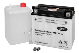 Akumulator JMT High Power 12V 16Ah, 161x91x162mm