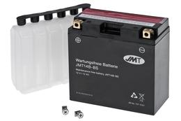 Akumulator bezobsługowy JMT 12V 12Ah, 152x70x145mm