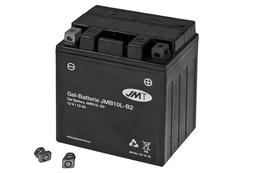 Akumulator żelowy JMT 12V 10Ah, 146x91x136mm
