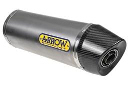 Końcówka wydechu Arrow Race Tech Titanium Carbon, Gilera GP 800 (E)