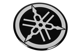 Emblemat Yamaha, okrągły 60mm