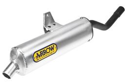 Końcówka wydechu Arrow Enduro Aluminium, Honda CRM 2T 125 89-98