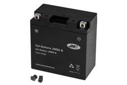 Akumulator żelowy JMT 12V 9Ah, 138x77x141mm