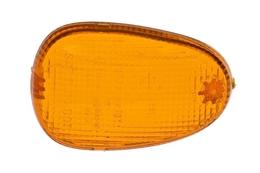 Klosz kierunkowskazu przedni / tylny, prawy / lewy, pomarańczowy, Aprilia RS 99-05 / Tuono (E)