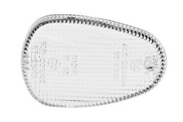 Klosz kierunkowskazu przedni / tylny, prawy / lewy, biały, Aprilia RS 50-125 99-05 / Tuono (E)