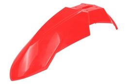 Błotnik przedni TNT, czerwony, Derbi Senda R, Senda SM 00-09 / Gilera RCR, SMT 04-05