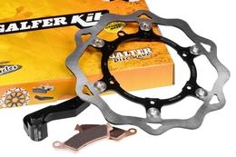 Kit hamulcowy Galfer Racing Basic 270mm, KTM EXC / MX / SX -09