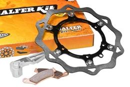 Kit hamulcowy Galfer Racing Basic 270mm, KTM EXC / SX 10-
