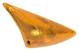 Kierunkowskaz przedni lewy, pomarańczowy, Peugeot Speedfight I 50-100 (E)