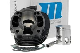 Cylinder Kit Motoforce Eco 50cc, Minarelli leżące AC (bez głowicy)