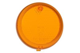 Klosz kierunkowskazu przedni / tylny, prawy / lewy, pomarańczowy, Aprilia Classic 50 / Gilera Eaglet