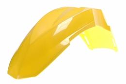 Błotnik przedni Polisport Supermoto, uniwersalny, żółty RM 01