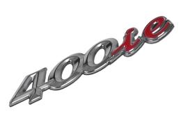 Emblemat boczny 400ie, Piaggio Beverly 400 / XEvo 400 / X8 400