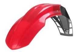 Błotnik przedni Polisport UFX Freeflow, czerwony CR 04 (uniwersalny)