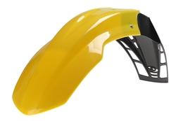 Błotnik przedni Polisport UFX Freeflow, żółty RM 01 (uniwersalny)