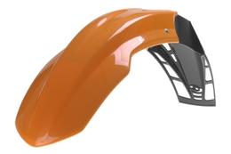 Błotnik przedni Polisport UFX Freeflow, pomarańczowy (uniwersalny)