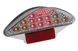 Lampa Revo LED Lexus Style z kierunkowskazami, Nitro / Aerox / RS -99 / Focus... (E)