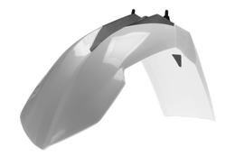 Błotnik przedni Polisport, biały KTM, KTM EXC/EXC-F/SX/SX-F/XC/XC-F 07-13