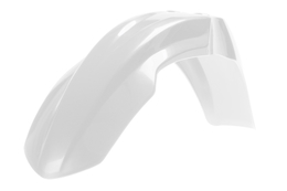 Błotnik przedni Polisport, biały, Honda CR 125-250 04-07 / CRF 250 R 04-09 / 450 R 04-08