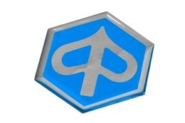 Emblemat Piaggio, naklejany, 32mm
