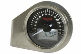 Obrotomierz Koso GP Style II (16000obr/min, białe podświetlenie)