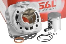 Cylinder Kit Airsal Sport 50cc, Honda Lead, SH / Peugeot SC Metropolis (bez głowicy)