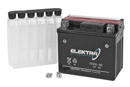 Akumulator bezobsługowy Elektra 12V 4Ah, 114x71x106mm