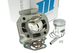 Cylinder Kit Motoforce Aluminium 50cc, Minarelli leżące AC (bez głowicy)