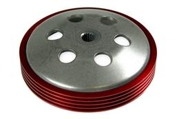 Dzwon sprzęgła Motoforce Wingbell, czerwony d.107mm, Minarelli