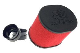 Filtr powietrza Malossi E15, 42 / 50 / 58,5mm