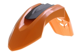 Błotnik przedni Polisport UFX SM Line, pomarańczowy (uniwersalny)