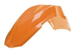 Błotnik przedni Polisport Supermoto, uniwersalny, pomarańczowy