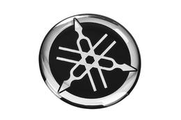 Emblemat Yamaha, okrągły 28mm