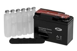 Akumulator bezobsługowy JMT 12V 2,3Ah, 113x48x85mm