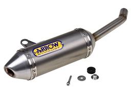 Końcówka wydechu Arrow Racing Titanium, KTM EXC 125 08-12 / SX 125 08-11