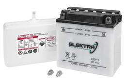 Akumulator Elektra 12V 9Ah, 135x75x139mm