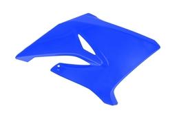 Osłona chłodnicy, prawa, niebieska, MBK X-Limit Enduro, X-Limit SM / Yamaha DT 50 R/X 06-10