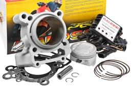 Cylinder Kit Malossi I-TECH 166cc, Aprilia RS4 125 4T / Senda DRD/SM 125 4V 4T (bez głowicy)