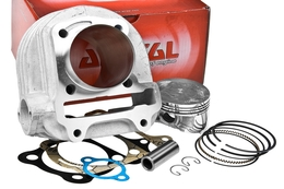 Cylinder Kit Airsal Sport 163cc, GY6 4T 157QMJ / Kymco / Lifan 150 4T (bez głowicy)